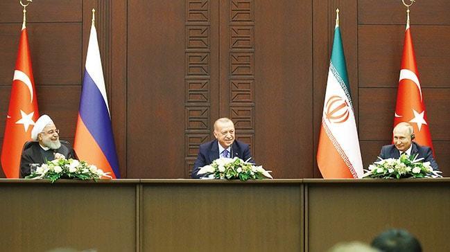 'Suriye için anayasa komisyonu tamam'