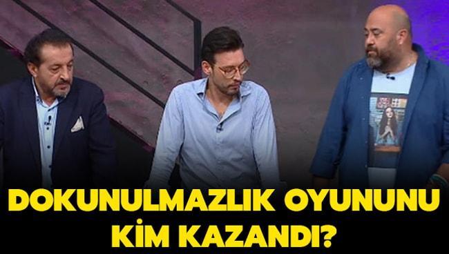 """MasterChef Türkiye dokunulmazlık oyununu kim kazandı"""" MasterChef Türkiye 16. son bölümde neler oldu"""""""