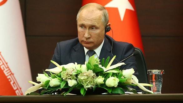 Putin'den Kur'an'dan ayetli örnek