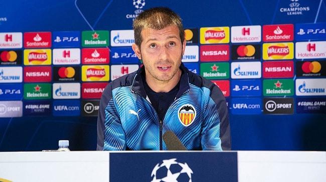 Valencialı futbolculardan kulüp yönetimine protesto