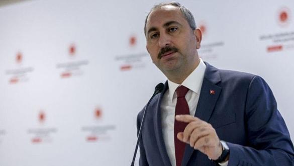 Adalet Bakanı Gül, FETÖ'ye karşı kararlılığı yineledi: 'Hukuktan sapmadan mücadelemiz sürecek'
