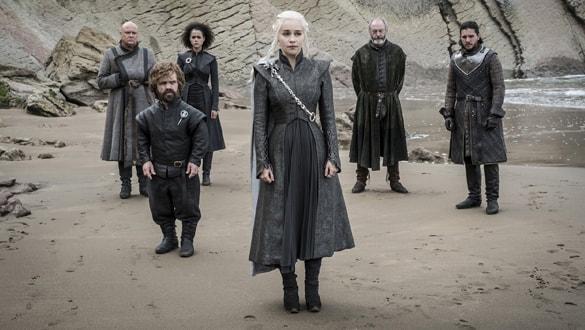 George R.R. Martin: Game of Thrones'un ikinci devam dizisi çekiliyor