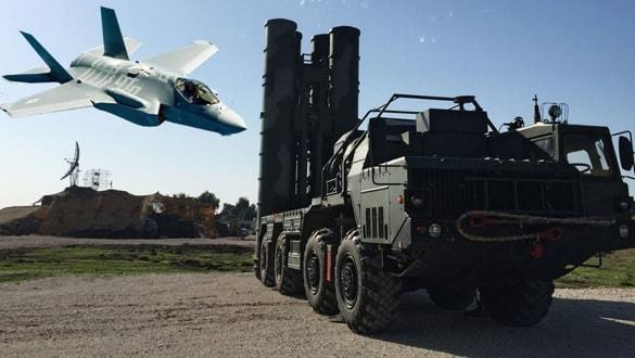 Rus uzman Korotçenko: Türkiye'nin S-400 sayesinde F-35'lerin görünmez olmadığını fark etmesi ABD'yi tedirgin ediyor
