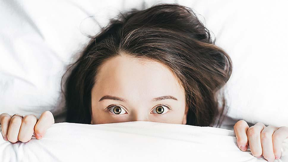 Aç yatmak uyku bozukluğuna yol açıyor!