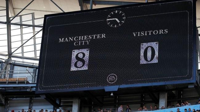 Manchester City, Watford'u farklı mağlup etti