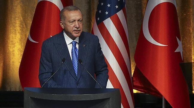 Başkan Erdoğan: Pensilvanya'daki terörist başının iadesi için gerekli adımları attık
