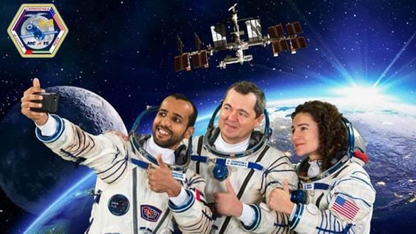 BAE'nin ilk astronotu 25 Eylül'de uzaya gidecek