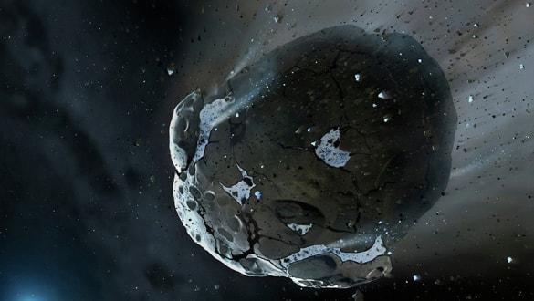 NASA'dan flaş duyuru! 'Dünya'ya yaklaşıyor'