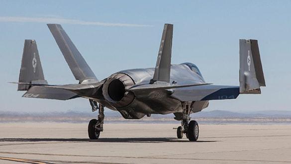 İsrail 100'üncü F-35 kanadını teslim etti