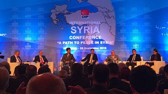 CHP'den sekiz kişiyle uluslararası konferans! Skandal ismi davet ettiler