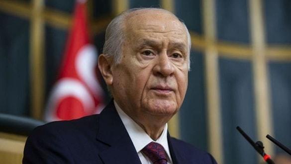 MHP lideri Bahçeli meclis açılışına katılmayacak! İşte nedeni...