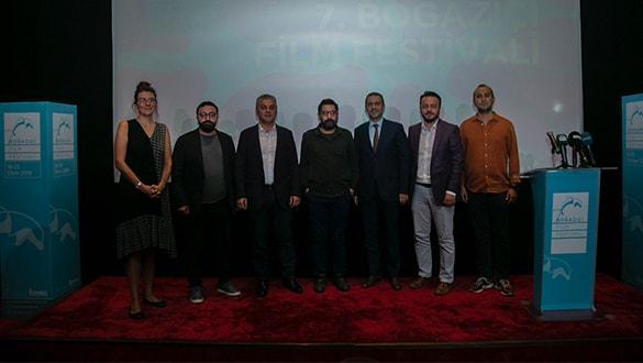 Dünya sineması Boğaziçi'nde! Kurumsal iletişim ortağı TürkMedya