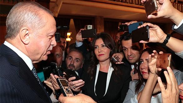 Başkan Erdoğan: Yüzde 50+1 teklifi getirilmesi muhalefetin işidir