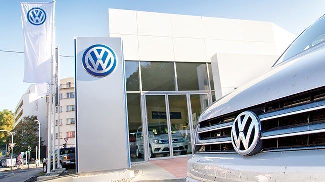 VW'den Türkiye'ye 1 milyarlık ilk adım