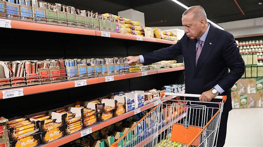 Başkan Erdoğan alışveriş yapmıştı! Tarım Kredi'den mağaza atağı