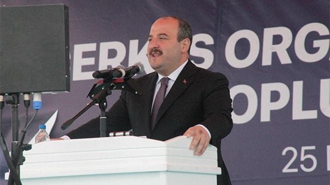 Ankara'ya dev yatırım! 700 kişiye istihdam sağlanacak