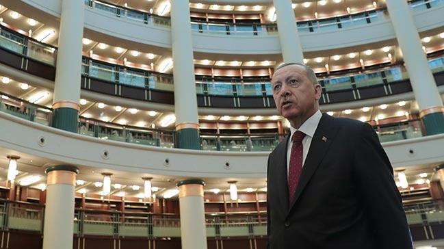 5 milyon kitaplık kütüphane hazır