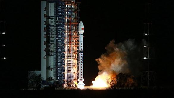 Çin, yeni bir uzaktan algılama uydusu gönderdi