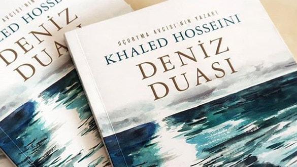 Binlerce mülteciye adanan kitap: Deniz Duası