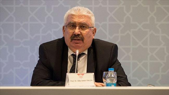 MHP Genel Başkan Yardımcısı Yalçın: Büyükelçiliğin beğenisi kasıtlı