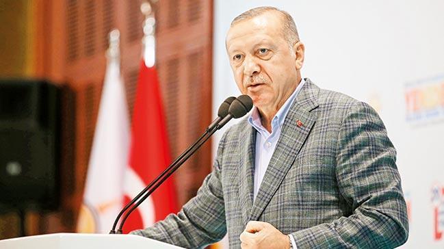 Başkan Erdoğan: Trump'ınyanındakilertalimatauymadı