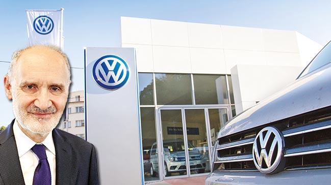 'VW'in Manisa yatırımı yeni yabancı yatırımları tetikler'