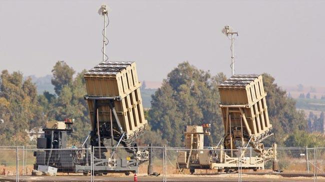 İsrail'i korku sardı... Yeni hava savunma sistemi için harekete geçtiler