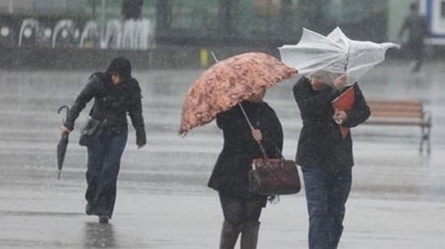 Doğu Anadolu'da 6 il için fırtına uyarısı