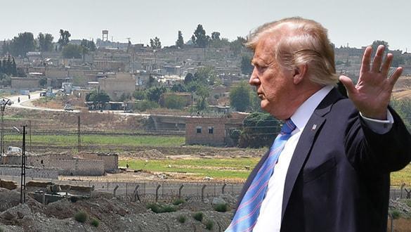 Son dakika... ABD askerleri Suriye'den çekiliyor... ABD Başkanı Trump'tan ilk açıklama!