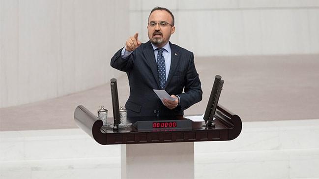 AK Parti'li Turan: Irak ve Suriye tezkereleri yarın görüşülecek