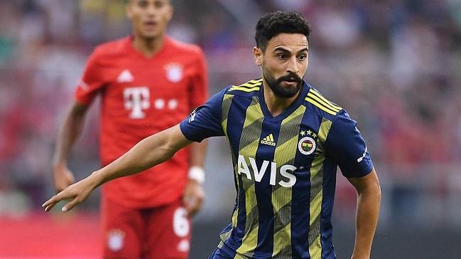 Fenerbahçe'nin gözden çıkardığı Mehmet Ekici'ye Antalyaspor ve Kasımpaşa talip oldu