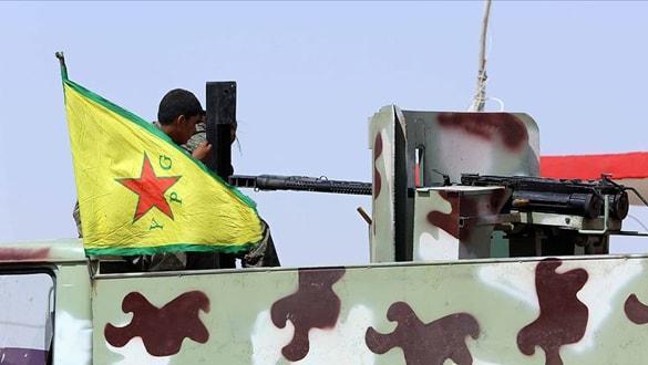 ABD gidiyor, YPG tutuştu! Bu kez Esed'den çare arıyorlar!