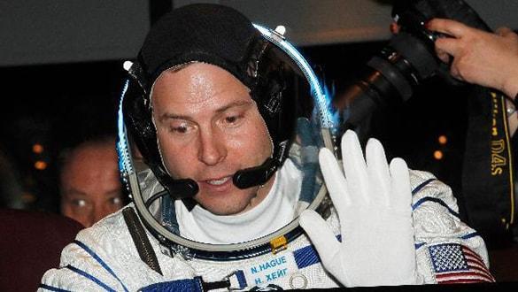 Putin, NASA astronotuna Cesaret madalyası verilmesi konusunda kararname imzaladı