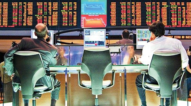 Yabancı yatırımcıdan borsada 8 ayın alım rekoru