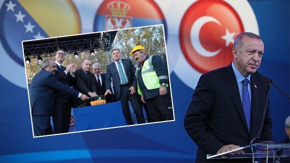 Başkan Erdoğan: Türkiye Sırbistan'ın genelindeki yatırımları artırmaya devam edecektir