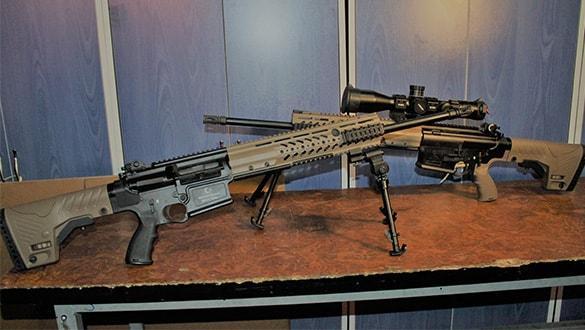 MKE'nin yeni keskin nişancı tüfeği KNT-76 geliyor