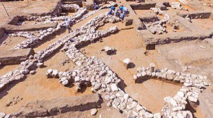Tunç Çağı'nınNew York'u arkeoloji dünyasını sarstı