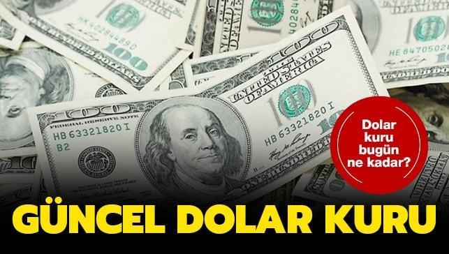 Dolar kuru ne kadar, kaç TL oldu? 9 Ekim dolar arttı mı? Canlı, güncel dolar kuru sizlerle