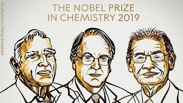 Son dakika: Nobel 2019 Kimya Ödülü sahiplerini buldu