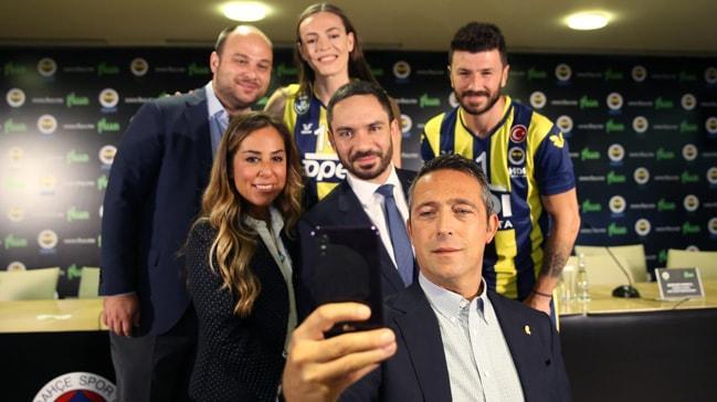 Ali Koç: Voleybol giderlerimizin yüzde 60'ını sponsorlarımız karşılıyor