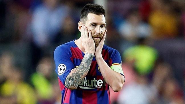 Lionel Messi'den samimi itiraf: 2013-14 döneminde kafamda Barcelona'dan ayrılmak vardı