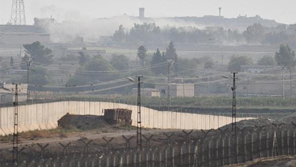 Sınırda 6 ilçede okullar tatil edildi
