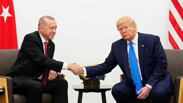'Erdoğan ve Trump operasyonun keyfiyeti konusunda tam olarak anlaştılar'