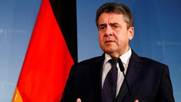 Almanya eski Dışişleri Bakanı Sigmar Gabriel: Türkiye, PKKYPG'ye asla izin vermez