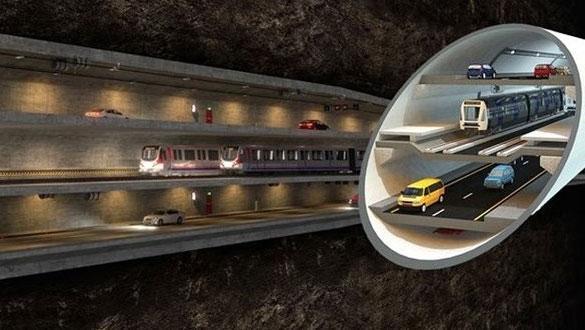 3 Katlı Büyük İstanbul Tüneli Projesi ihaleye çıkıyor