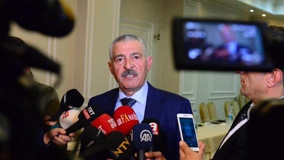 Suriyeli muhalif Kürtler'den Barış Pınarı Harekatı'na destek verdi