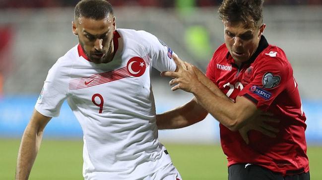 Türkiye ile Arnavutluk 12. randevuda