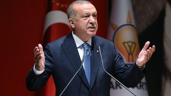 Başkan Erdoğan: AB kendine gel, harekatımıza 'işgal' derseniz kapıları açarız