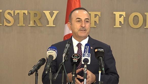 Bakan Çavuşoğlu: YPG, DEAŞ'lıları elinde silah olarak tutuyor
