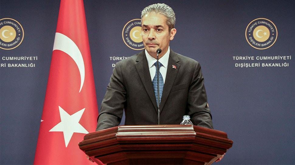 ABD'nin olası yaptırımlarına Türkiye'den yanıt: Misliyle mukabelede bulunacağız